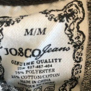 🦉Jo & Co Jeans Sweater in Grey🦉